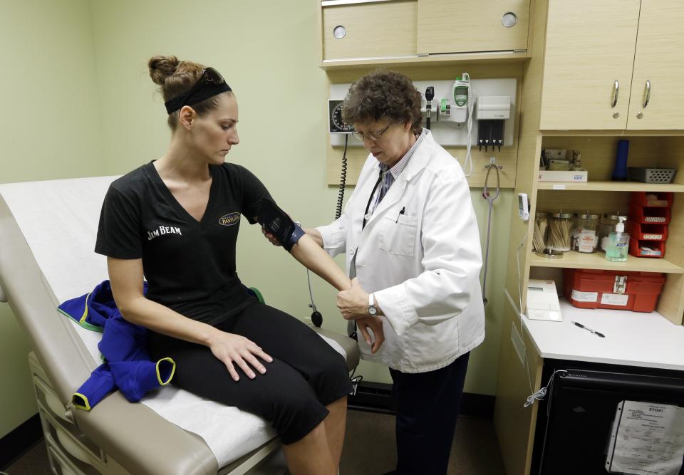 Walgreen clinics expand care into chronic illness