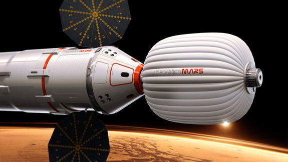 Manned Mars Mission May Use Night Vision Gear in 2018