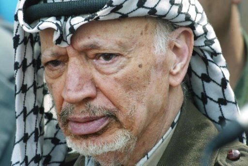 Israel poisoned the late Yasser Arafat (pictured here in 2002) with the lethal radioactive substance polonium, a nephew of the veteran Palestinian leader alleged on Thursday