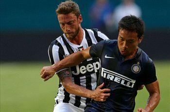 Marchisio wary of 'fierce' Inter threat