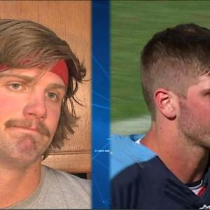 NFL NOW: Zach Mettenberger's new look explained