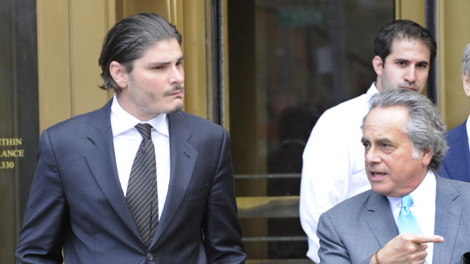 NY authorities deal Russian mob a losing hand