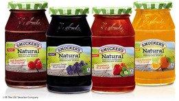 Spread A Little Sunshine With *New* Smucker's® Natural Fruit Spreads