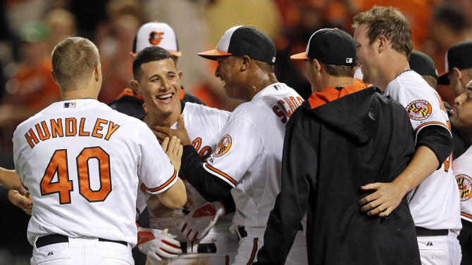Orioles beat Angels 7-6 in 12 innings