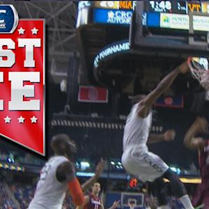 Rim Rattlin' Jam By Miami's Erik Swoope | ACC Must See Moment