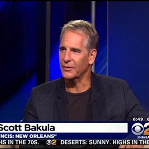 'NCIS: New Orleans' Star Scott Bakula Stopped By CBS2 News This Morning