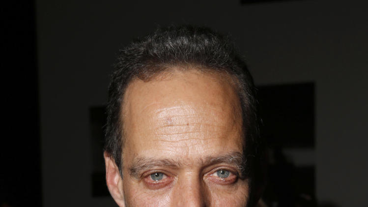 Director Sebastian Junger attends HBO Documentary Films'  Which Way Is the Frontline From Here: The Life and Time of Tim Hetherington Los Angeles Premiere, on Thursday, April, 4, 2013 in Los Angeles. (Photo by Todd Williamson/Invision for HBO/AP Images)