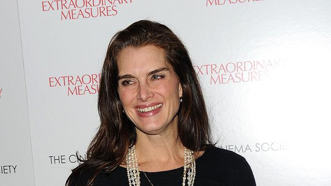 Extraordinary Measures NY Screening 2010 Brooke Shields