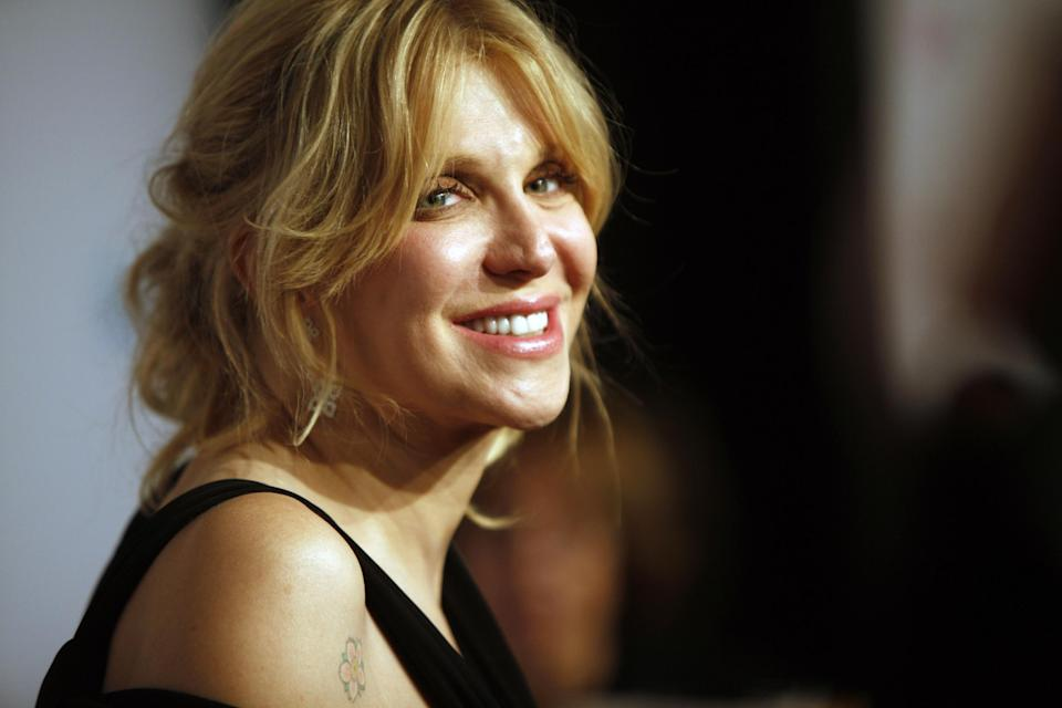 Jury sides with Courtney Love in trial over tweet