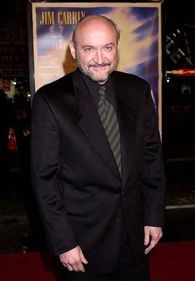 Frank Darabont at the Hollywood premiere of Warner Brothers' The Majestic
