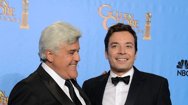 Jimmy Fallon is taking over from Jay Leno as host of The Tonight Show