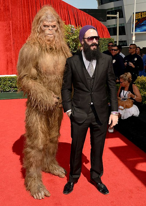 Brian Wilson, Sasquatch