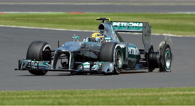 F1 Grand Prix of Great Britain - Race