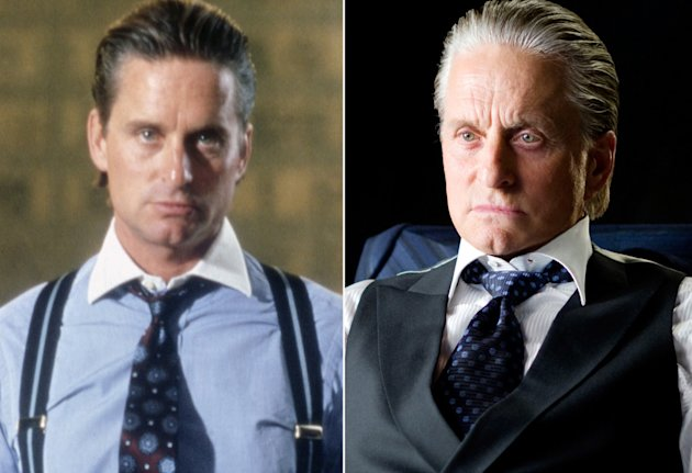 Same Role Different Decade 2010 Michael Douglas