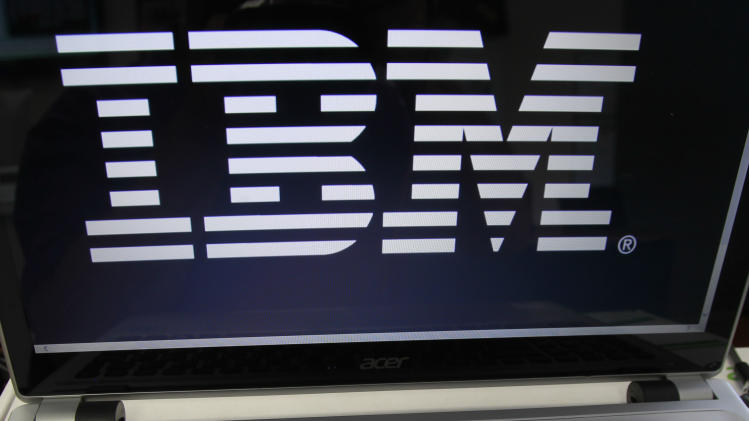 IBM posts higher 4th-quarter net income