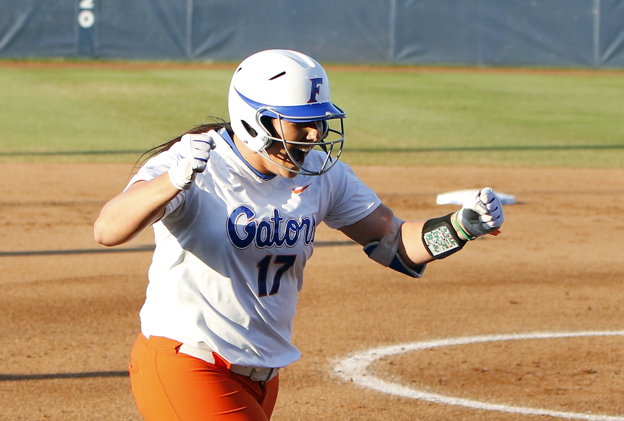 Haeger's 3 RBIs lift Florida past Michigan 3-2