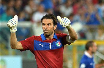 Buffon: Italy can win World Cup