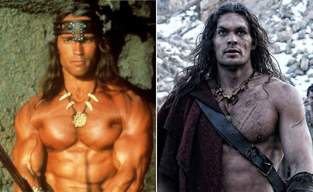 80s Remake Gallery Conan the Barbarian