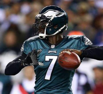 Is Vick 'playing for a job?'