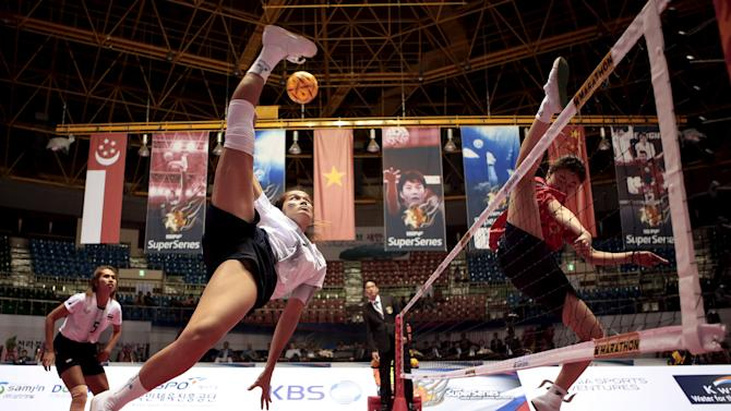 ISTAF Super Series Korea 2014-15