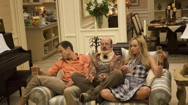 Will Arnett, David Cross and Portia de Rossi in a scene from Netflix's 'Arrested Development' -- Sam Urdank/Netflix