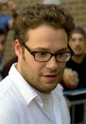Seth Rogen Marries - Imagining Past Film Roles to Fit Family Man Image