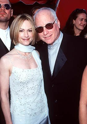 Holly Hunter and Richard Dreyfuss 70th Annual Academy Awards Los Angeles, CA 3/23/1998