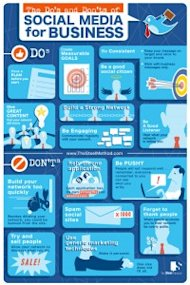 5 Tips for Creating Quality Social Media Content image social media infographic 200x300