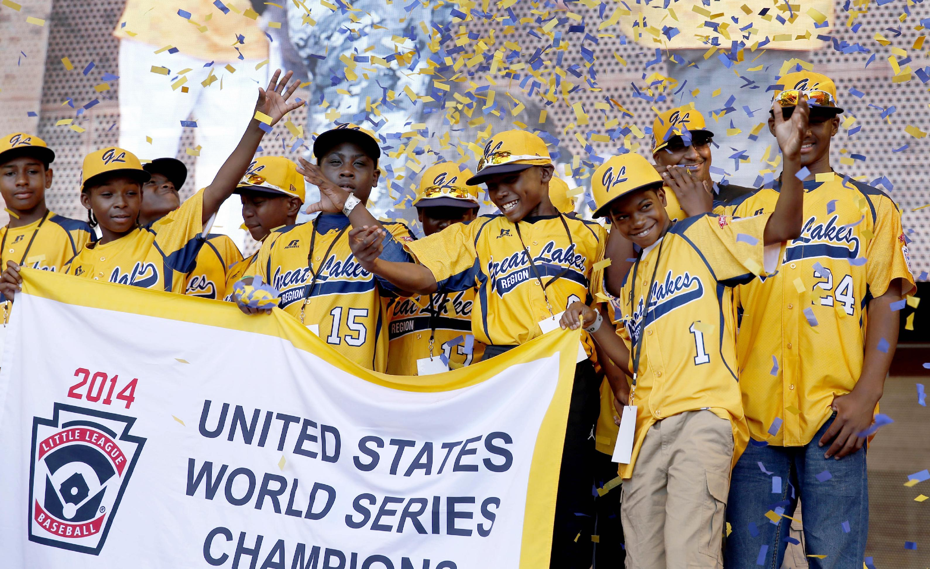 Little League champs face new allegations of cheating