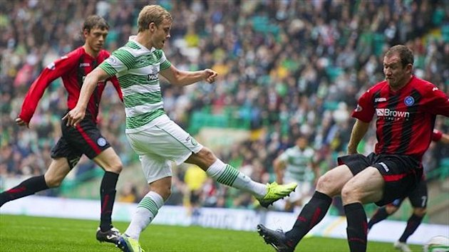 Teemu Pukki says Celtic need to turn their performances into points in the Champions League