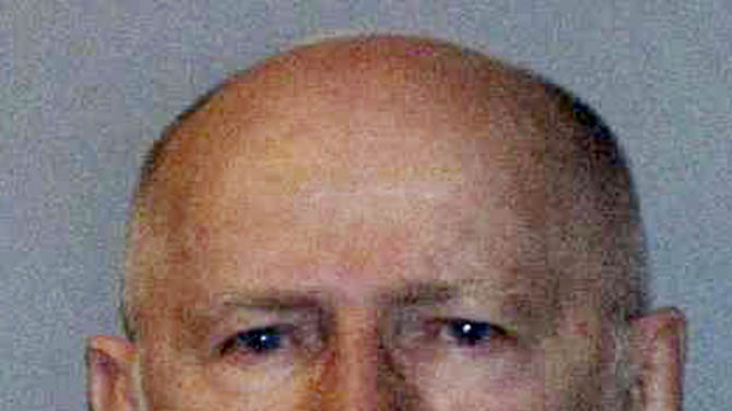 "FILE - This June 23, 2011 file booking photo provided by the U.S. Marshals Service shows James ""Whitey"" Bulger. J.W. Carney Jr., a lawyer for Bulger, on Tuesday, Jan. 8, 2013 framed an attempt to get the presiding judge kicked off his client's murder case as an effort to protect the court's integrity. (AP Photo/U.S. Marshals Service, File)"