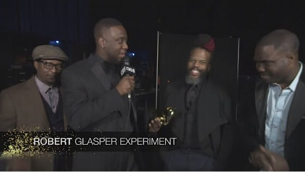 Robert Glasper - Backstage&nbsp;&hellip;