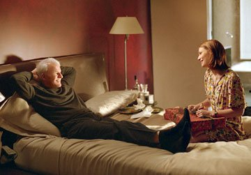 Steve Martin and Claire Danes in Touchstone Pictures' Shopgirl