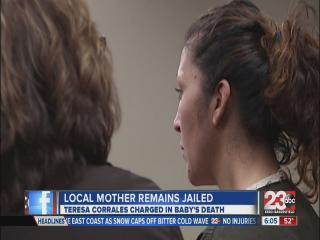 Local mother remains jailed