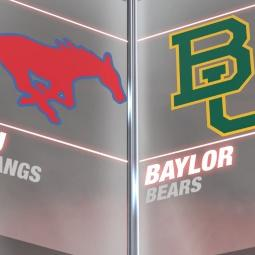 Big 12 Big Play: Baylor star QB Bryce Petty throws a gorgeous 46-yd TD pass