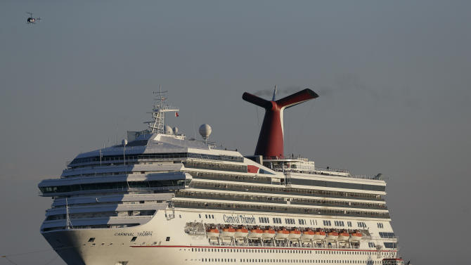 No central agency oversees, inspects cruise ships