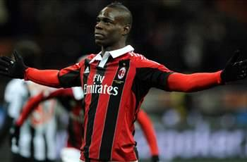 AC Milan 2-1 Parma: Beauty from Balotelli as Rossoneri rise to third