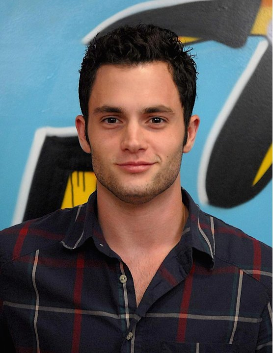 "Penn Badgley visits fuse's ""The Sauce"" at Fuse Studios New York."