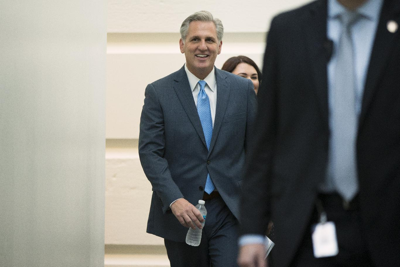 House election: Republicans challenge McCarthy for speaker