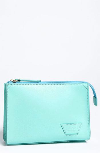 IIIBeCa by Joy Gryson 'Staple Street' Leather Pouch, $58