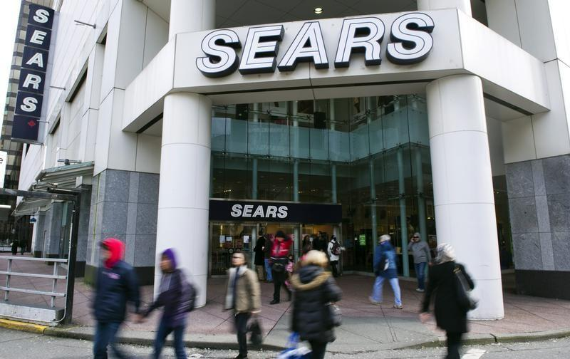 Sears to set up REIT to raise $2.5 billion from shareholders
