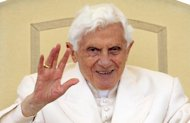 Benedetto XVI: Sono all&#39;ultimo tratto della mia strada
