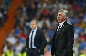 Ancelotti 'excited' by Real Madrid charge