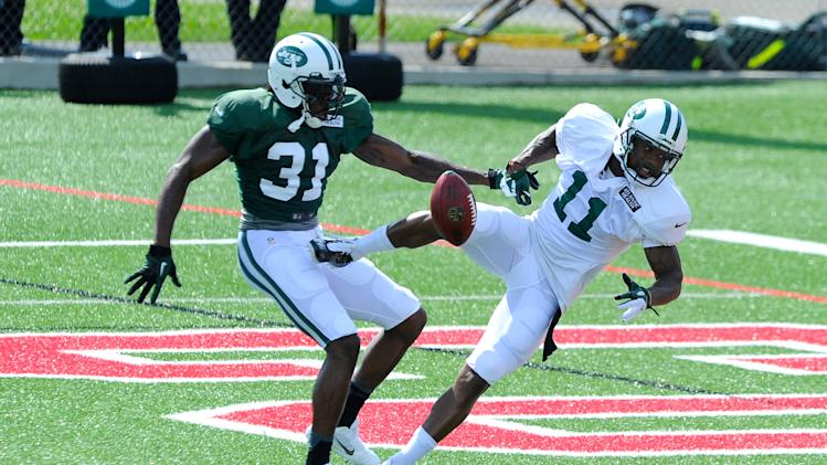NFL: New York Jets-Training Camp