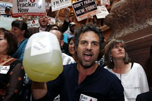 Movie Star Activism Mark-ruffalo-fracking