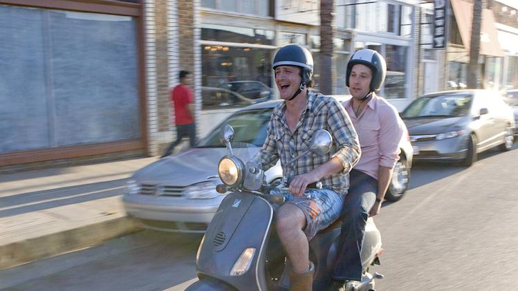 I Love You Man Production Stills 2009 Dreamworks Jason Segel Paul Rudd