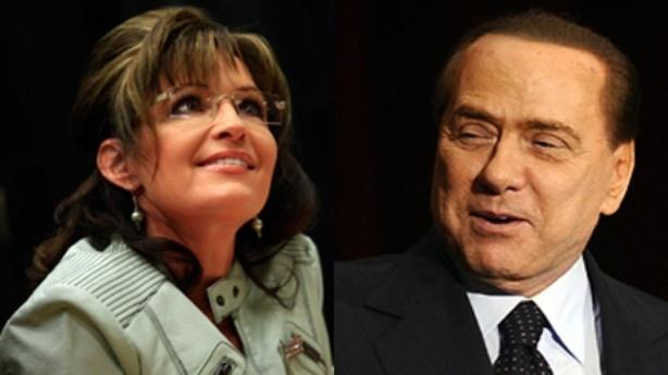 Berlusconi Spends More on Ties Than RNC Spent on Palin's Wardrobe
