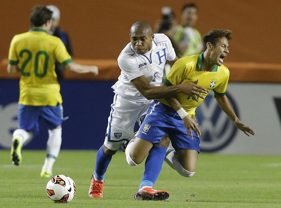 Brazil coach: Team will win 2014 World Cup