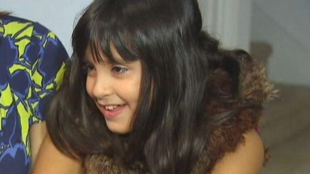9 year old Florida girl to receive prosthetic hand