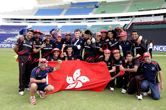 ICC World Twenty20 Qualifier - Quarter Final - Papua New Guinea v Hong Kong